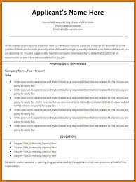 Naming A Resume To Stand Out Resume Names Cbshow Co