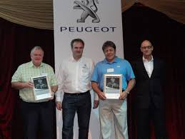 peugeot south africa peugeot south africa car dealer of the year 2012