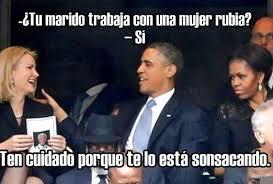 Memes De Obama - con memes se burlan de los obama grupo milenio