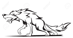 wolf royalty free cliparts vectors and stock illustration image