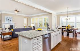 gourmet kitchen island 232 oakmere drive eylm lot 43 cary nc sharon lewis homes