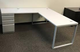 Computer Desk San Diego Showroom Special Hon Voi Hybrid L Desk U2013 Abi Office Furniture San