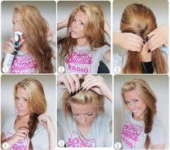 Frisuren F Lange Haare Zum Selber Machen Einfach by Zopf Frisuren Leicht Gemacht Frisur Ideen 2017 Hairstyles