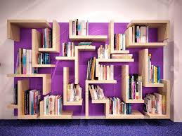 Ideas For Maple Bookcase Design Interior Design Design Modern Home Library With Maple Wood