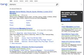 bing ads wikipedia the free encyclopedia for olympic medal count info yahoo gets gold google silver bing