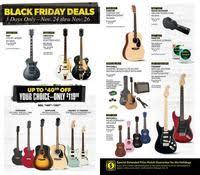 guitar center black friday 2017 ad scan