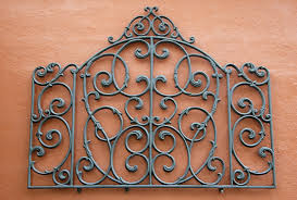 custom wrought iron designs