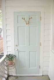 whipped mint door sunroom makeover mint door door makeover and