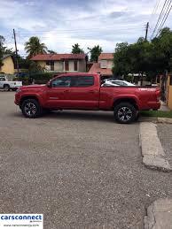 m toyota 2017 toyota tacoma sport 7 65m neg cars connect jamaica