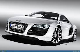 Audi R8 Grey - ausmotive com audi r8 v10 breaks cover