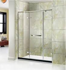 Direct Shower Door China Factory Direct Price Bathroom Sanitary Fittings Shower Door