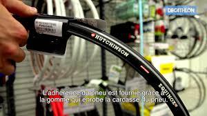 changer chambre à air vélo course decathlon pneus route