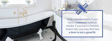 Length Of A Bathtub Is A Bathtub Liner A Good Idea Custom Tub And Tile Resurfacing