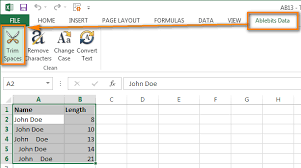 3 ways to remove spaces between words numbers in excel cells