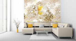 Wohnzimmer Einrichten Grau Gelb Wohnzimmer Braunes Schlafzimmer Streifen Villaweb Info Moderne