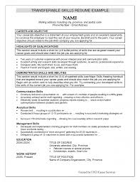 Example Of A Skills Based Resume by Resume Examples Templates Resume Examples Skills And Abilities