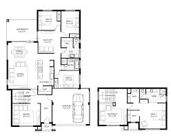 perfect floor plan 4 bedroom house designs perth single and double storey apg homes