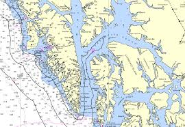 Physical Map Of Alaska by Does Seafood Have Terroir Alaska Gold Seafood Quality Seafood