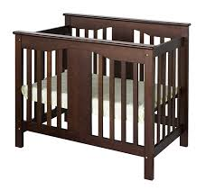 Mini Convertible Cribs Davinci Annabelle 2 In 1 Mini Crib And Bed