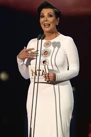 Kris Jenner Live - kris jenner white dress 28 images kris jenner in patterned