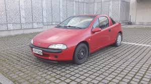 opel pink opel tigra 1 4i 16 3d coupé 1996 used vehicle nettiauto