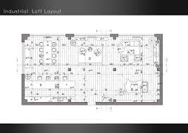 Industrial Loft Floor Plans Industrial Loft On Student Show