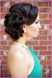 Dressy Hairstyles 27 Best Sanggul Images On Pinterest Hairstyles Braids And Make Up