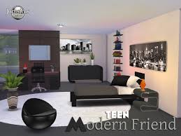Teenage Bedroom Sets Bedroom Sims 4
