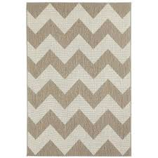 Large Indoor Outdoor Rugs 8 X 11 Large Chevron Barley Indoor Outdoor Rug Finesse Rc