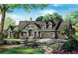 one story cottage style house plans arts
