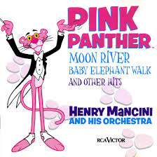 the pink panther caratula frontal de henry mancini the pink panther and others