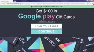 email play gift card how to get 100 play store gift card for free