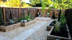 Maintenance Free Garden Ideas Low Maintenance Front Yard Awesome Ideas For Low Maintenance