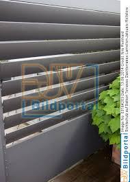 balkon jalousie details zu 0003184203 sichtschutz auf balkon terrasse