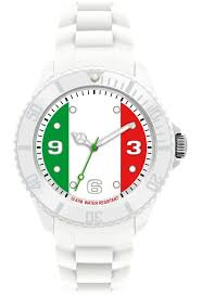 Flag Italy Cheapatleast Com Silicone Watch With Italy Flag