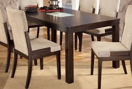 ashley furniture glass dining sets interior design