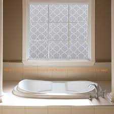 bathroom design fabulous bathroom window treatments one way