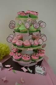 31 best pink u0026 green lady bug baby shower images on pinterest