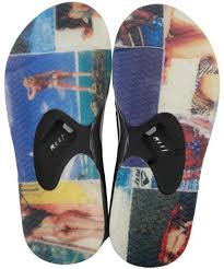 reef fanning flip flops womens reef mens fanning flip flops in two with free uk delivery