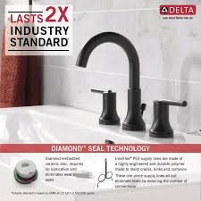 Pex To Faucet Connection Faucet Com 3559 Mpu Dst In Chrome By Delta