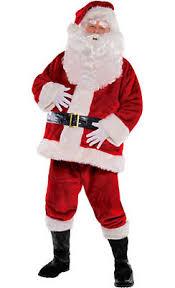 santa costume santa suits santa costumes for adults kids party city