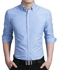 129 best aptro mens cotton long sleeve business slim dress shirt