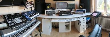Diy Studio Desk Of The Padbangers Studio Desk