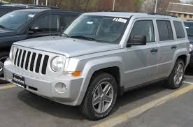 white jeep patriot 2008 2007 jeep patriot specs and photos strongauto