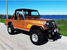 scrambler jeep 1984 jeep cj8 scrambler for sale classiccars com cc 1035763