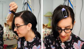 how to put rollersin extra short hair a fast roller set for everyday vintage hair by gum by golly