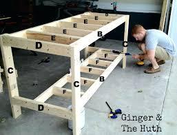 wooden work bench nyubadminton info