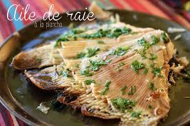 comment cuisiner de la raie aile de raie au citron cookismo recettes saines faciles et