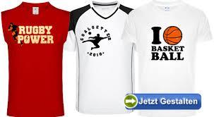 shirt selbst designen sport shirt selbst gestalten und bedrucken lassen