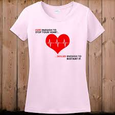 nursing shirt t shirt nursing shirt gifts for nurses enough to